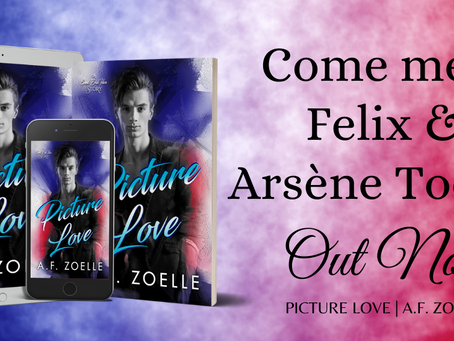 Picture Love by A.F. Zoelle - Blog Tour, Excerpt & Giveaway