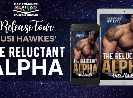 The Reluctant Alpha by Susi Hawke - Blog Tour, Excerpt & Giveaway