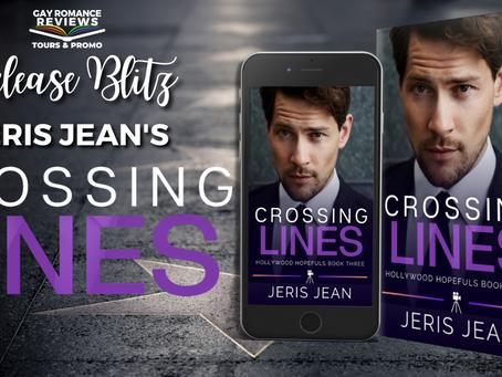 Crossing Lines by Jeris Jean - Release Blitz, Excerpt & Giveaway