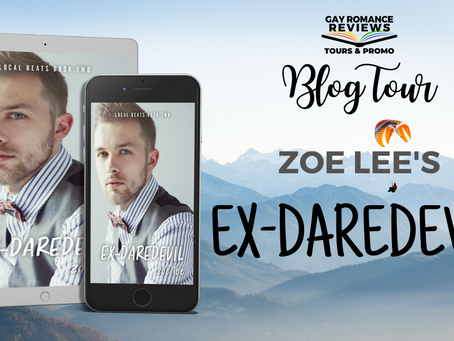 Ex-Daredevil by Zoe Lee - Blog Tour, Excerpt & Giveaway