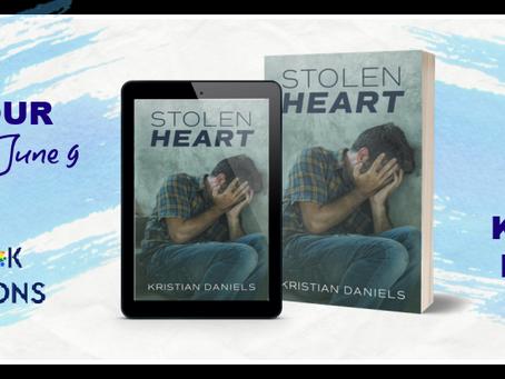 Stolen Heart by Kristian Daniels - Blog Tour, Excerpt, Interview, Giveaway