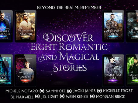 BEYOND THE REALM: REMEMBER : Series Review Tour, Giveaway