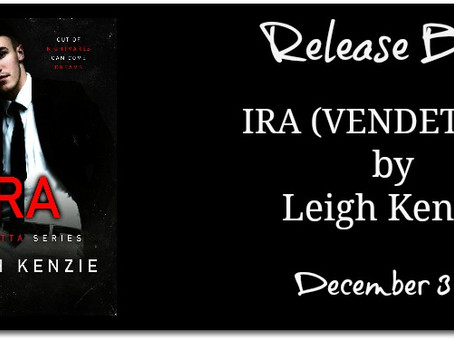 Ira by Leigh Kenzie - Release Blitz, Excerpt, Giveaway
