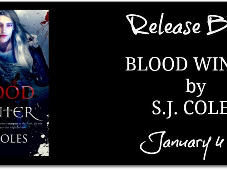 Blood Winter by SJ Coles - Release Blitz, Excerpt, Review