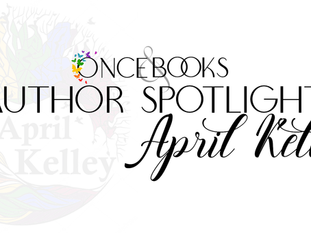 Author Spotlight: Interview with April Kelley, Giveaway