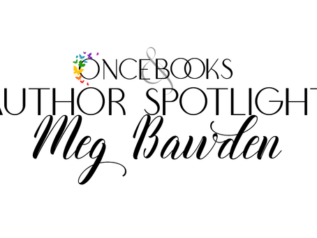 An Interview with Meg Bawden - Author Spotlight