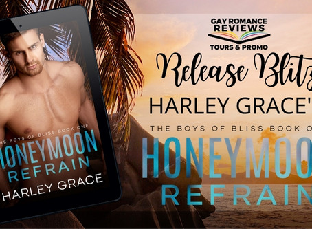 Honeymoon Refrain by Harley Grace - Release Blitz, Excerpt & Giveaway