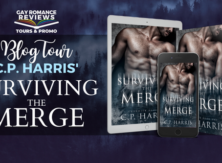 Blog Tour, Excerpt & Giveaway: Surviving the Merge by C.P. Harris