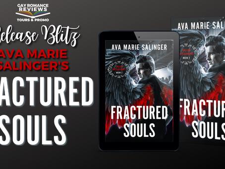 Fractured Souls by Ava Marie Salinger - Release Blitz, Excerpt & Giveaway