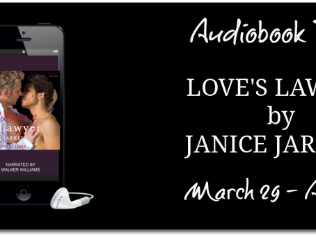Love's Lawyer by Janice Jarrell, Read by Walker Williams - Audiobook Tour