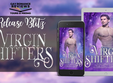Virgin Shifters: Shifting for the First Time ~ A Limited Edition Collection : Blitz, Excerpt, Review