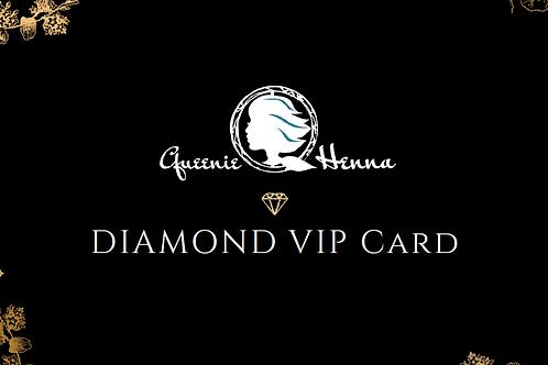 S Diamond VIP Card (Validity One Year/ 8 treatment)