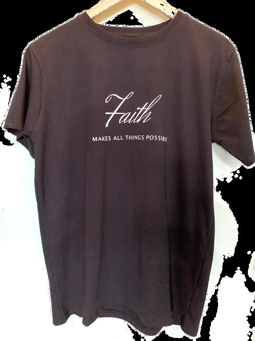 Faith Organic Cotton Tee