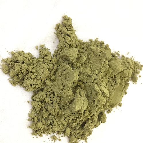 天然植物染髮粉 - 深啡