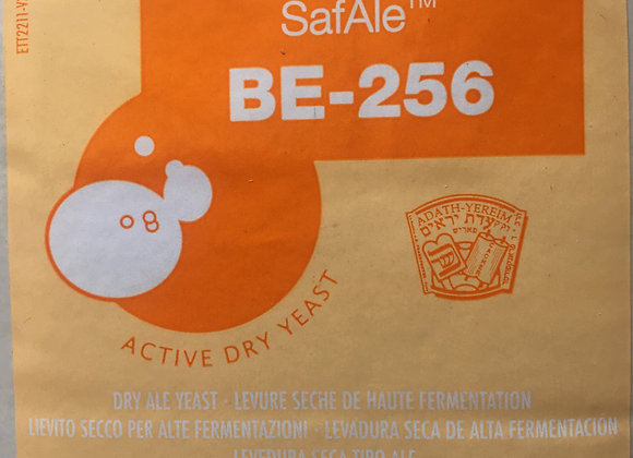 Safale BE-256  Abbaye Yeast 12g