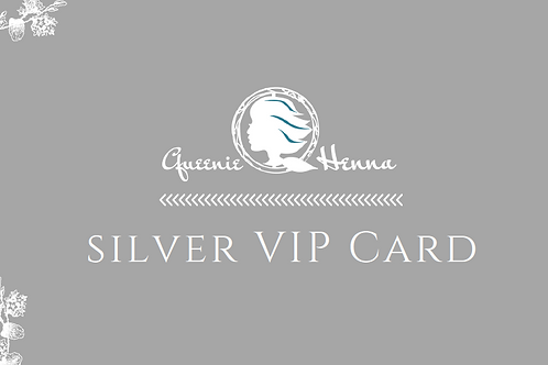 S Silver VIP Card (Validity One Year/ 4 treatment)