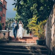 Anson & isobel wedding