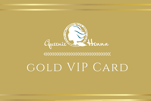 L Gold VIP Card (Validity One Year/ 6 treatment)
