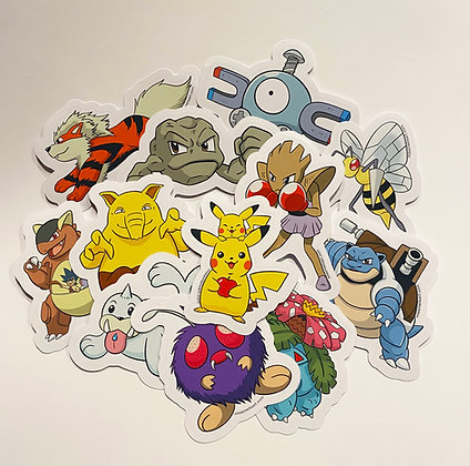 Pokemon Sticker Pack - Series 5
