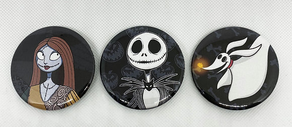 Nightmare Button Pack