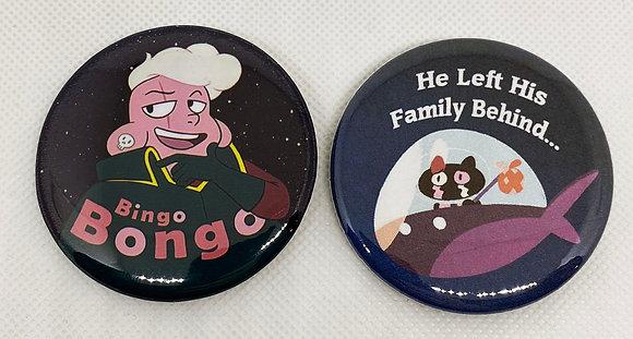 Steven U Space Button Pack