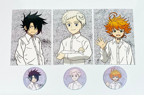 The Promised Neverland Bundle