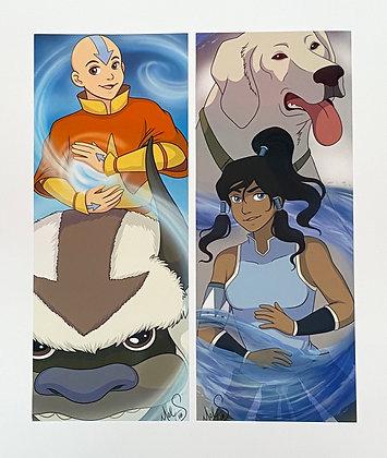 Avatar Art Set