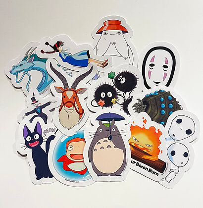 Ghibli Sticker Pack - Series 1