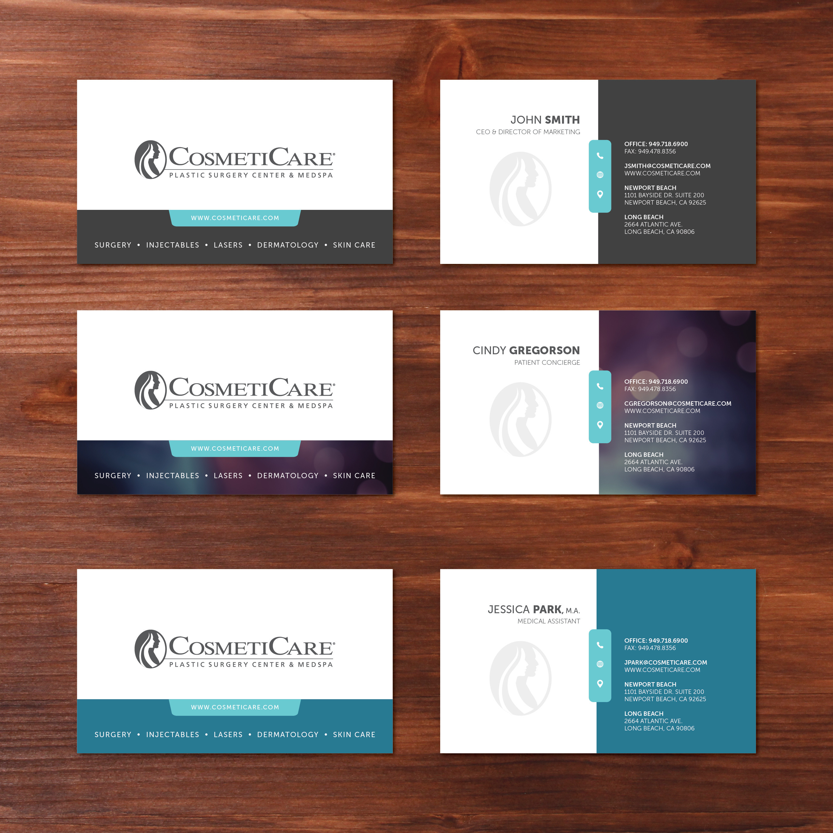 Business cards home lydia kang colourmoves