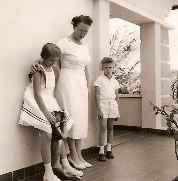 Betta met kinderen