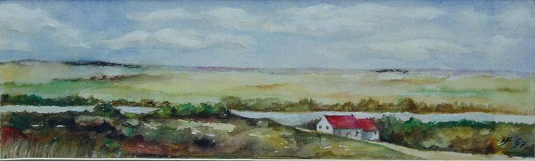 Obbichts landschap 1997