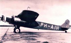 Vliegtuig PH-AIH