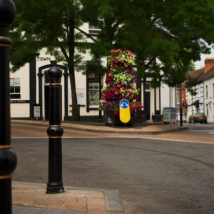 Droitwich Spa Town Centre