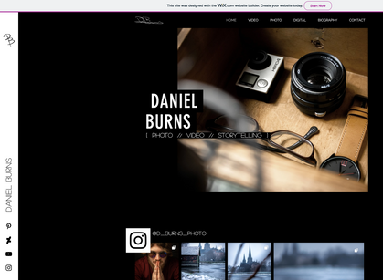 Dan's Personal Site