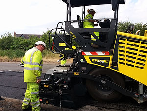 Construction Civil Engineering Paver West Midlands