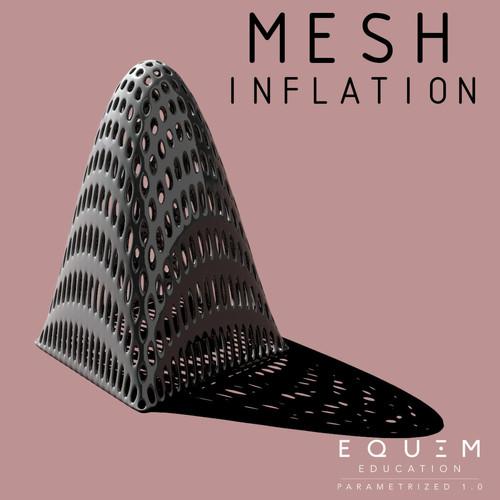 Mesh Inflation