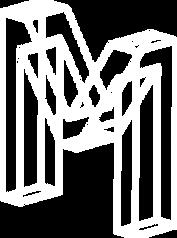 Equim's Logo M Wireframe Mode