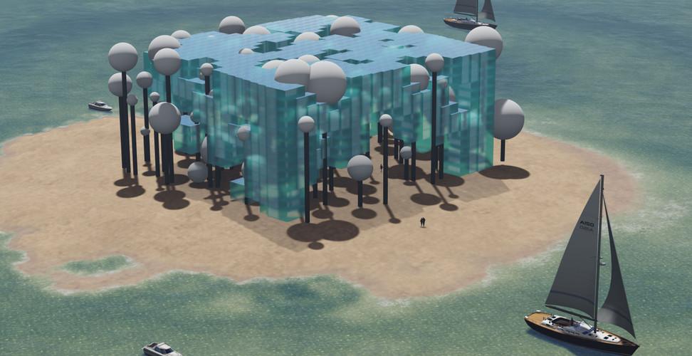 The Bubble Pavilion