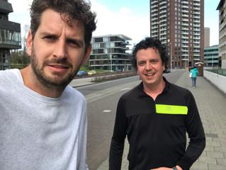Tweeduizend Kilometer Challenge voor Stichting Melanoom