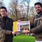 Fantastische donatie voor Stichting Melanoom!