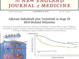 PER DIRECT is de adjuvante behandeloptie dabrafenib + trametinib beschikbaar