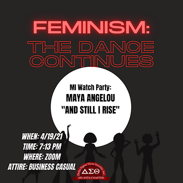 Feminism: The Dance Continues