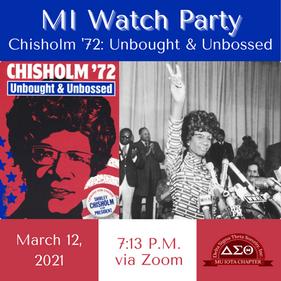 MI Watch Party