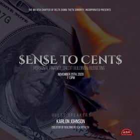 Sense to Cents