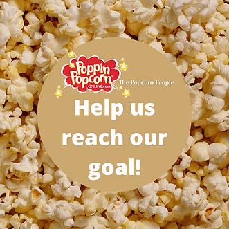 Poppin' Popcorn Fundraiser