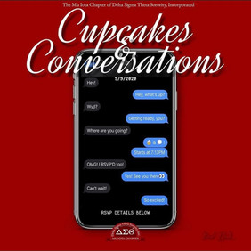 Cupcakes and Conersations