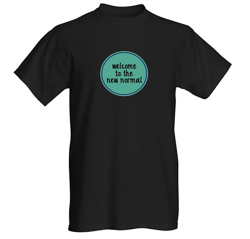 The New Normal T-shirt - unisex