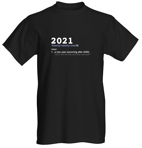 2021: Noun T-shirt - Unisex