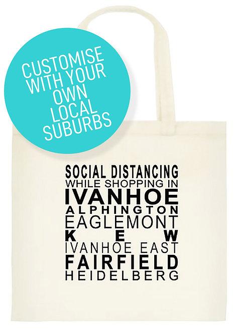Neighbourhood Tote Bag: Standard