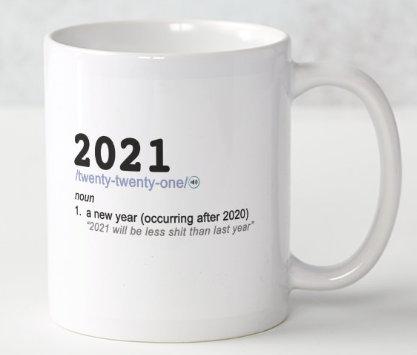 2021 - Noun Coffee Mugs